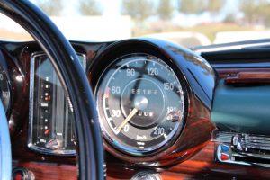 Cockpit Mercedes Benz von Heinz Erhardt