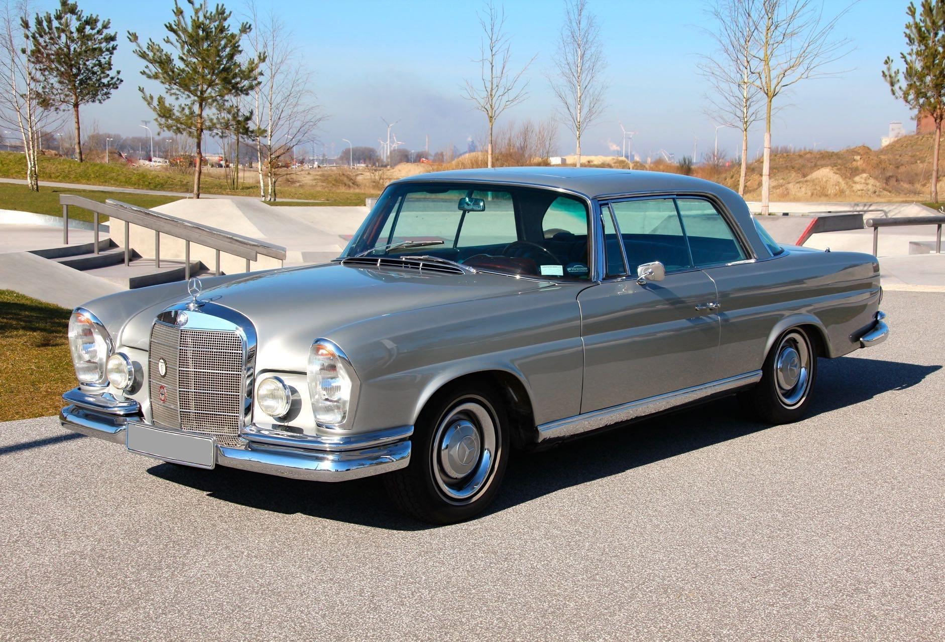 Heinz Erhardt ehemaliger Mercedes Benz