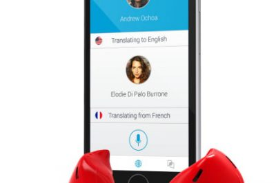 Smart Earpiece Language Translator
