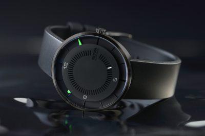 Armbanduhr CLAVIUS Black Edition