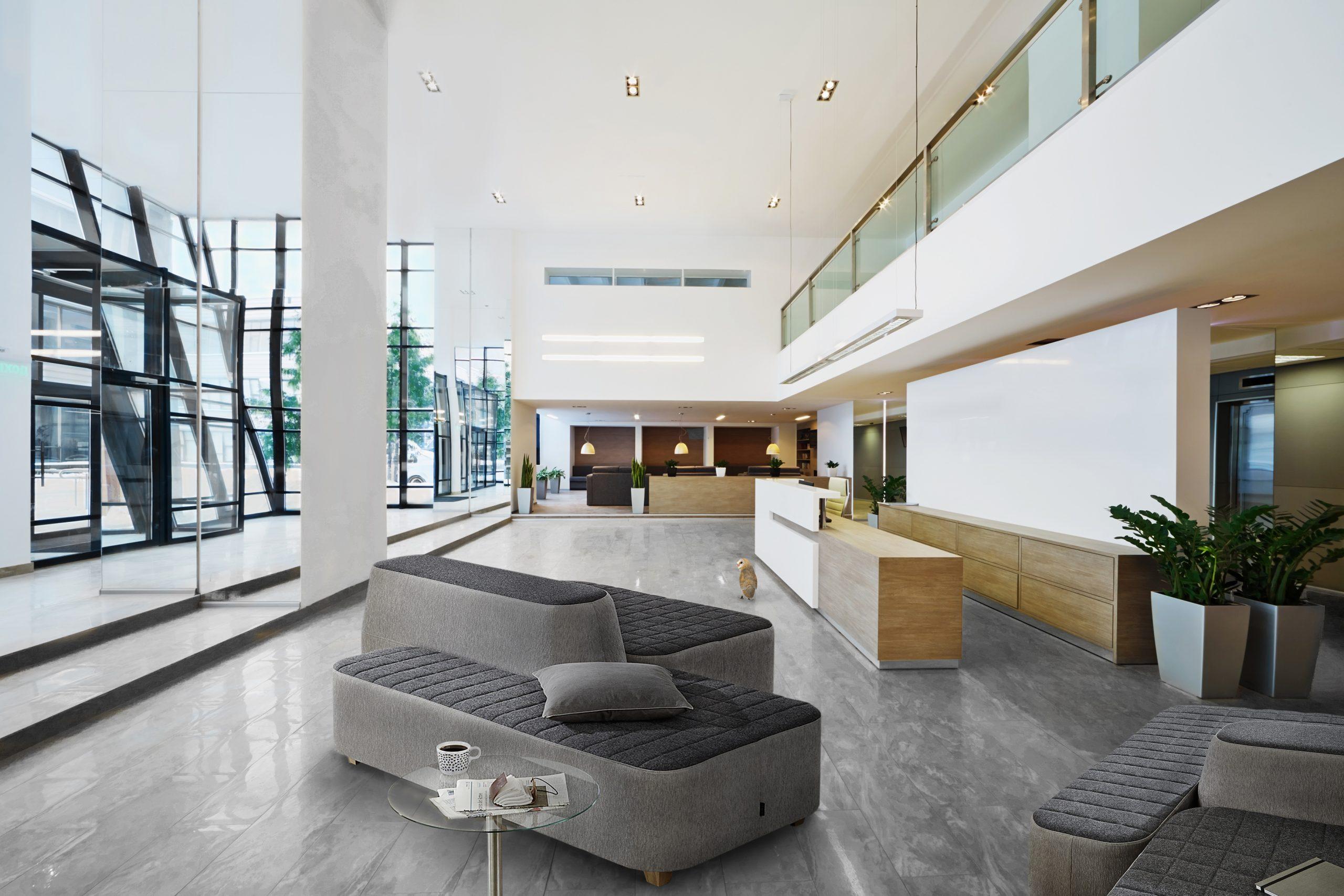 FlexFive von SMV – eine modulare Sitzlandschaft rockt den Objektbereich
