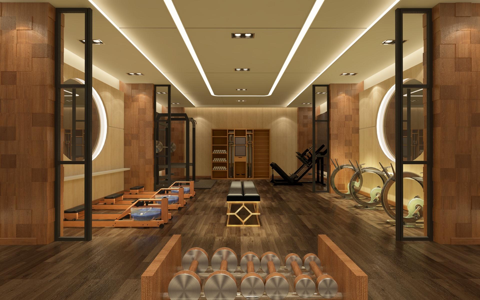 Das Home Gym als neuer Trend im Interior Design