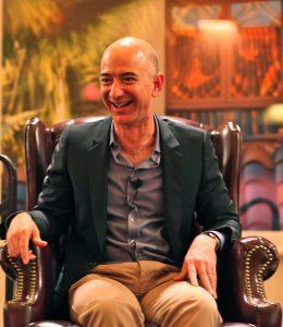 Jeff Bezos Das Verdient Der Amazon Chef Pro Minute