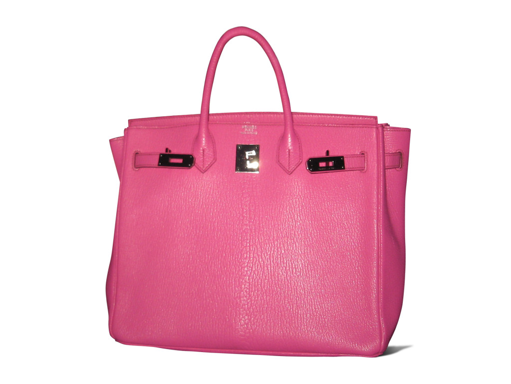 Birkin Bag pink