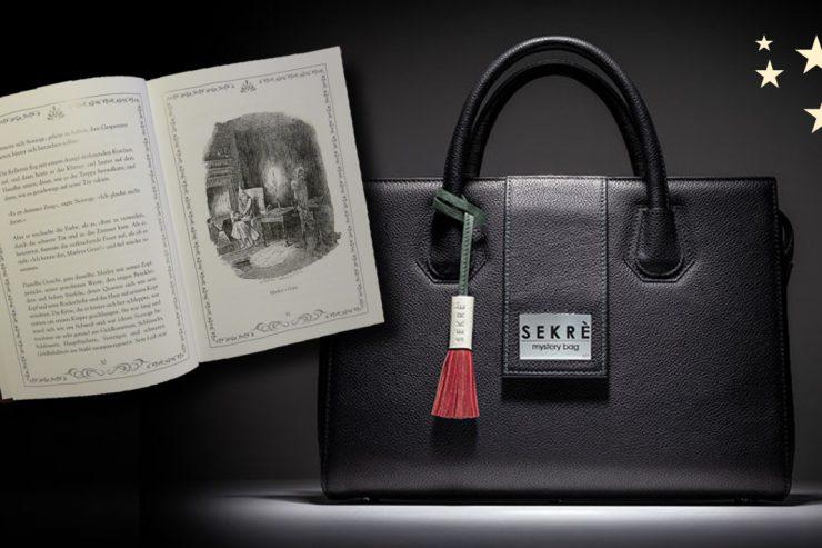 SEKRÈ Mystery Bag Christmas Edition Charles Dickens