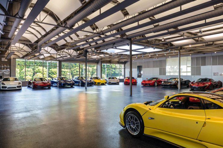 garage für 10 millionen dollar