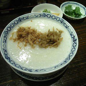 frühstück in china