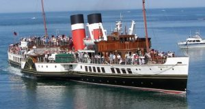 dampfschiff kreuzfahrt