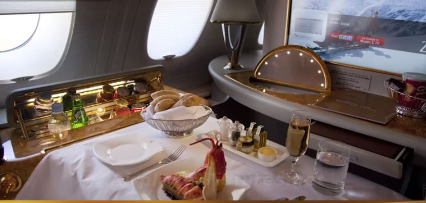 first class suite emirates