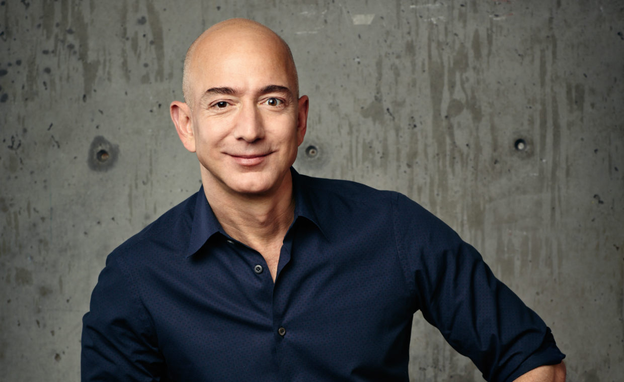 Jeff Bezos – das verdient der Amazon-Chef pro Minute