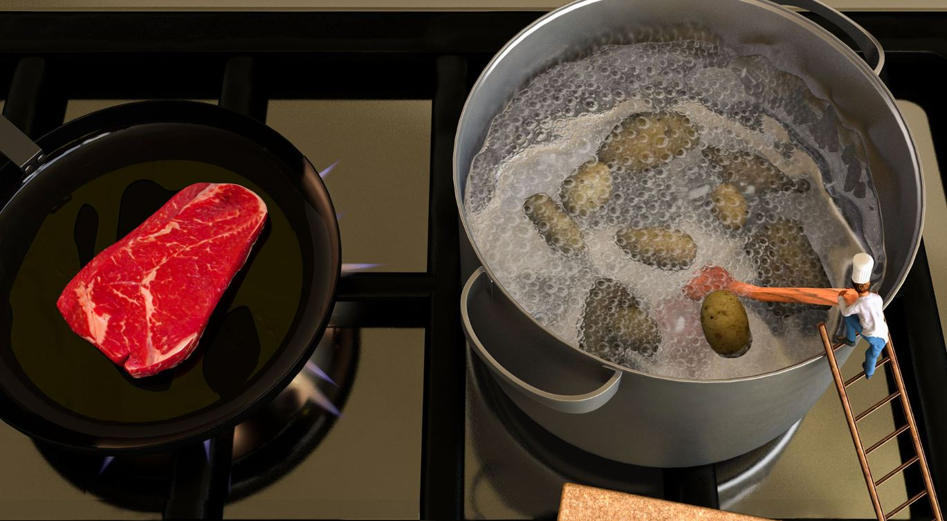 Le Petit Chef – die wohl außergewöhnlichste Dinner-Show der Welt