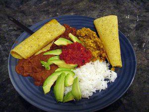 frühstück in mexiko