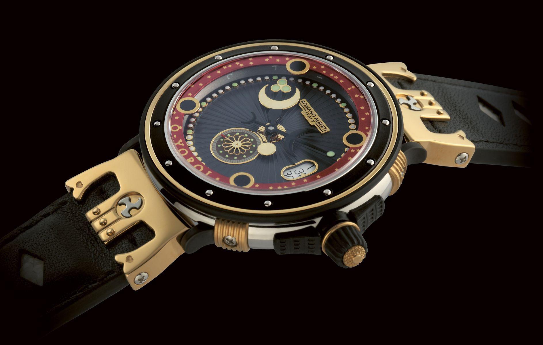 Time Changers – die spektakulären Designer-Uhren aus Bella Italia
