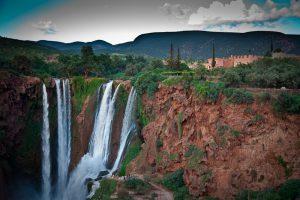 ouzoud wasserfälle marokko