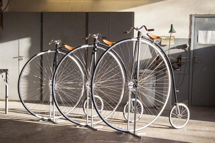 standard highwheels bicycle
