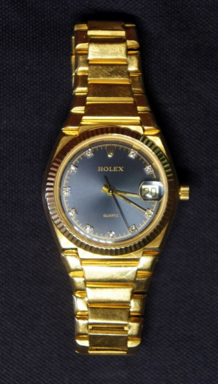 Rolex Ref.5100 mit Brillanten limited Edition bei UNIKATOO