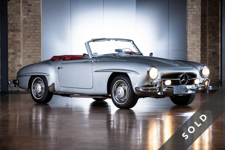 Mercedes-Benz 190 SL - Roadster