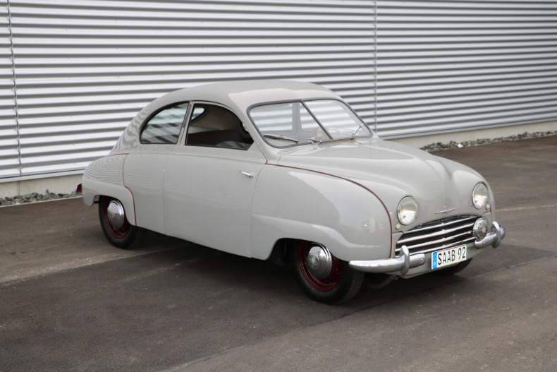 1953 - SAAB 92B DE LUXE