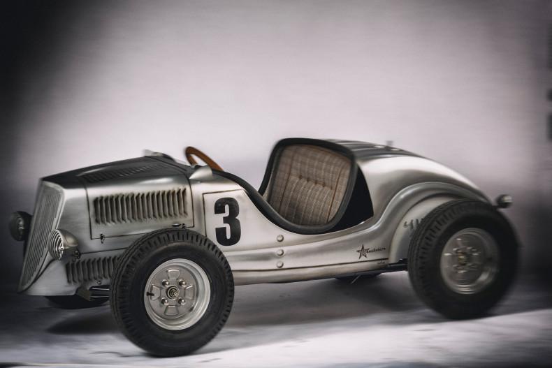 WENCKSTERN© Roadster Silberpfeil 1