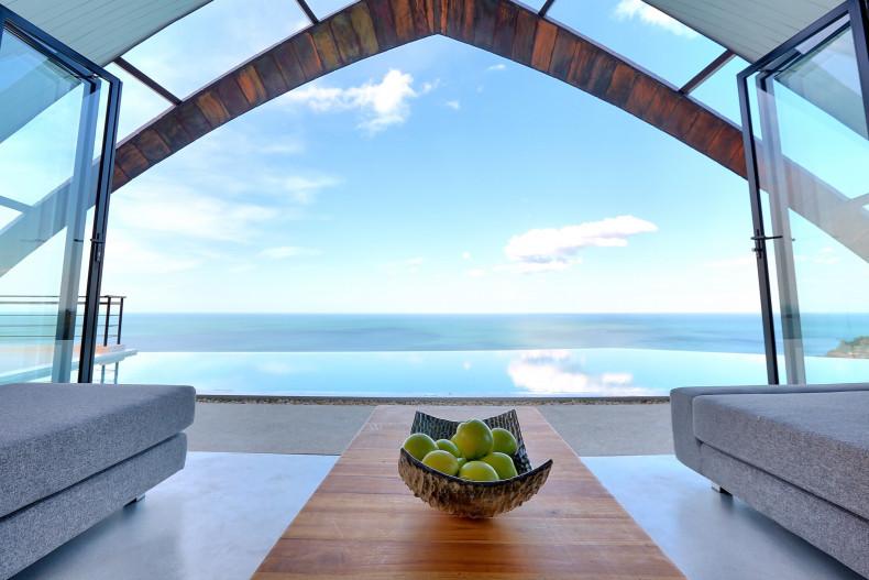 Villa auf Koh Samui Meerblick