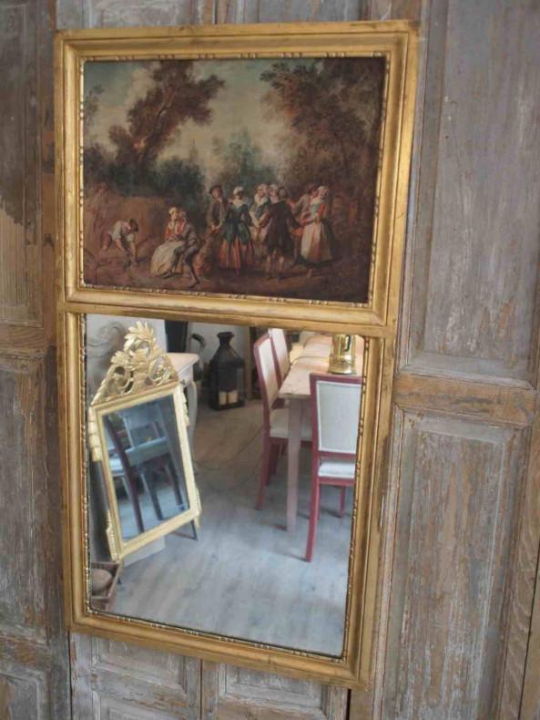 Trummeau Louis XVI Stil