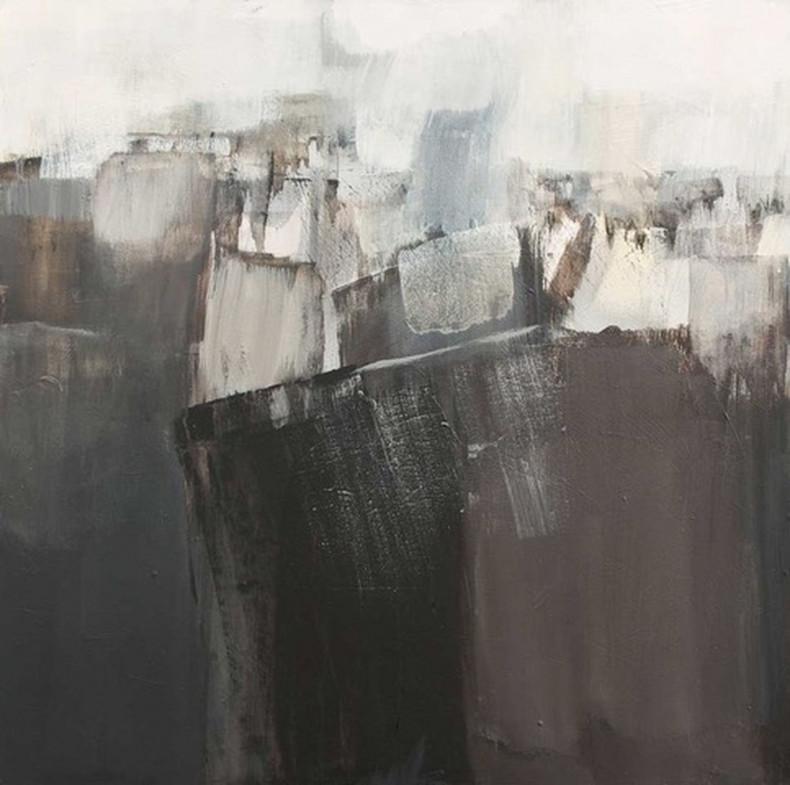 """Gemälde """"Segue 2"""" - Anja Witt"""