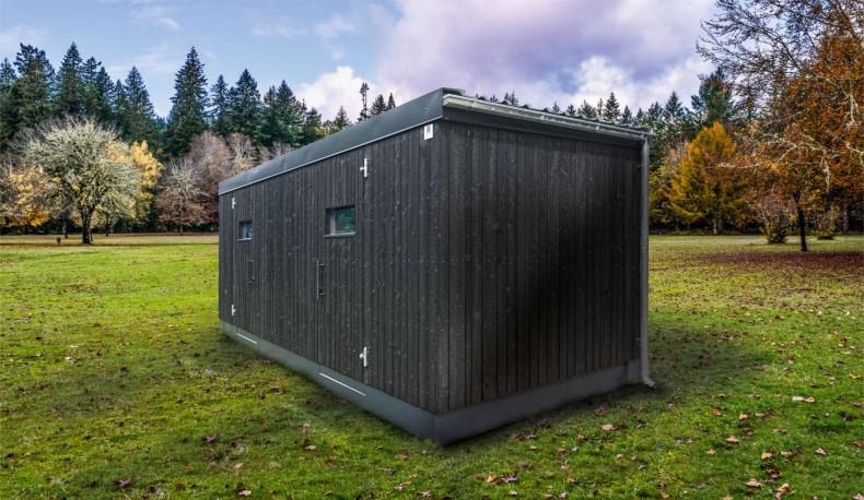 Mobile BOXEN – Nebengebäude der besonderen Art - Holz-Format Marchsreiter