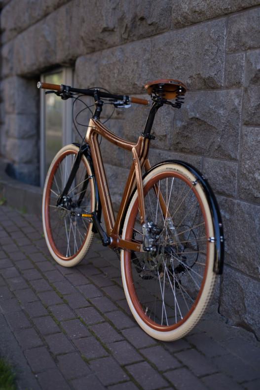 City Bike Gusto - Materia Bikes
