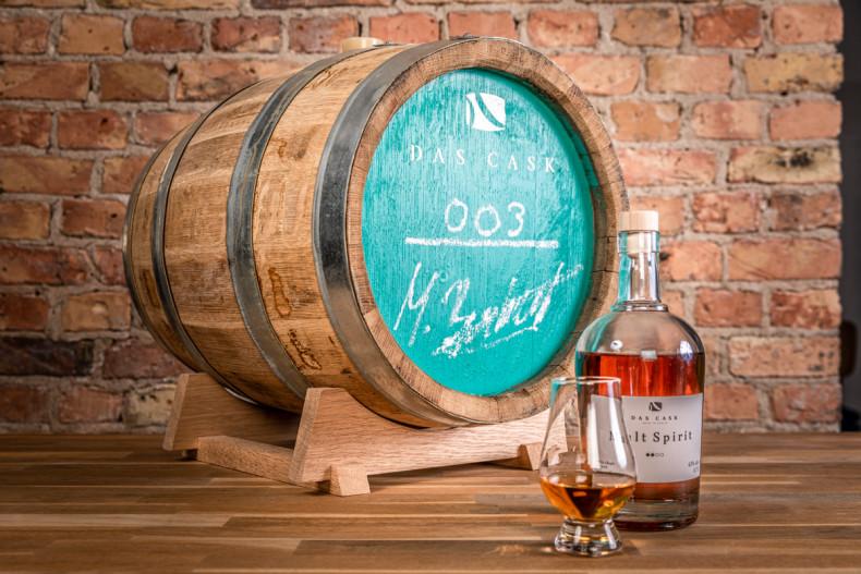 Das Cask—Ihr eigenes Whiskyfass, maßgeschneidert