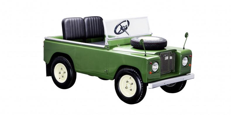Land Junior HALF SCALE – CLASSICS - diamond classic car