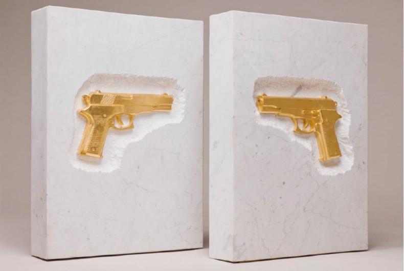 Waffenruhe Colt - Culture Garden - Andreas Leucht