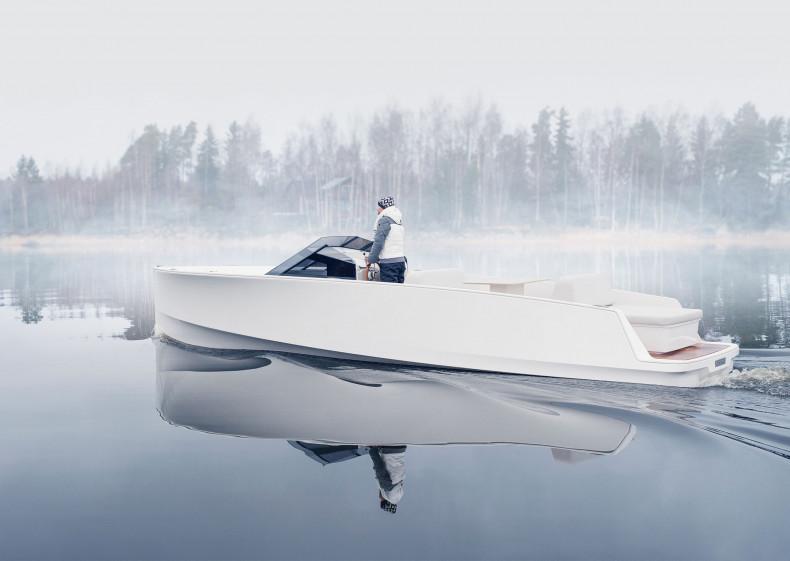 Q30 - ein elektro Sports-Cruiser von der finnischen Werft Q-Yachts