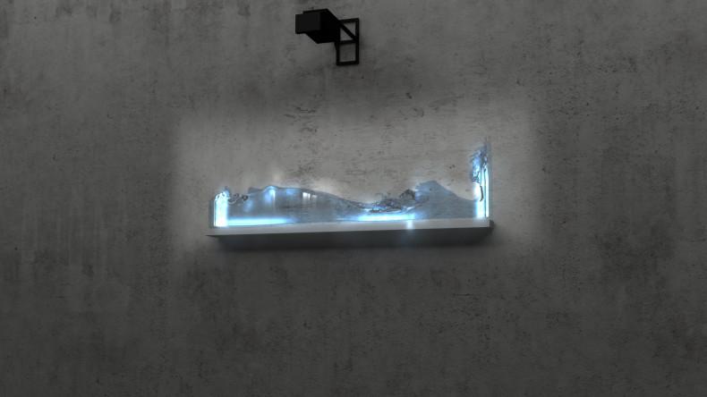 Water 3D Lightobject