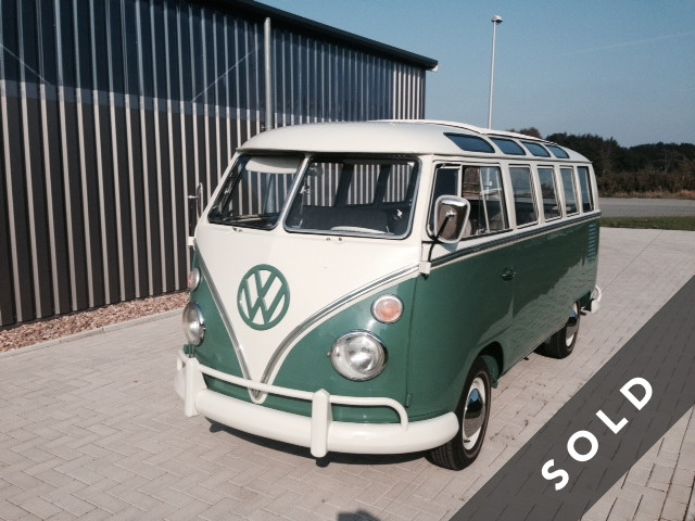 Volkswagen T1 Samba de Luxe