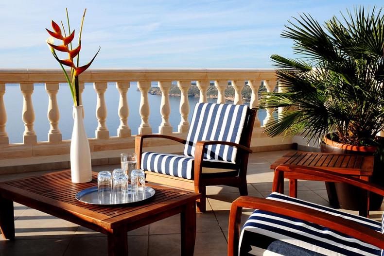 Moderne Luxusvilla auf Mallorca