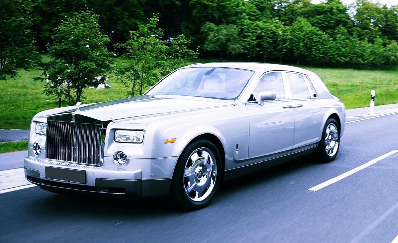 """""""Rolls-Royce"""" Chauffeurdienst"""