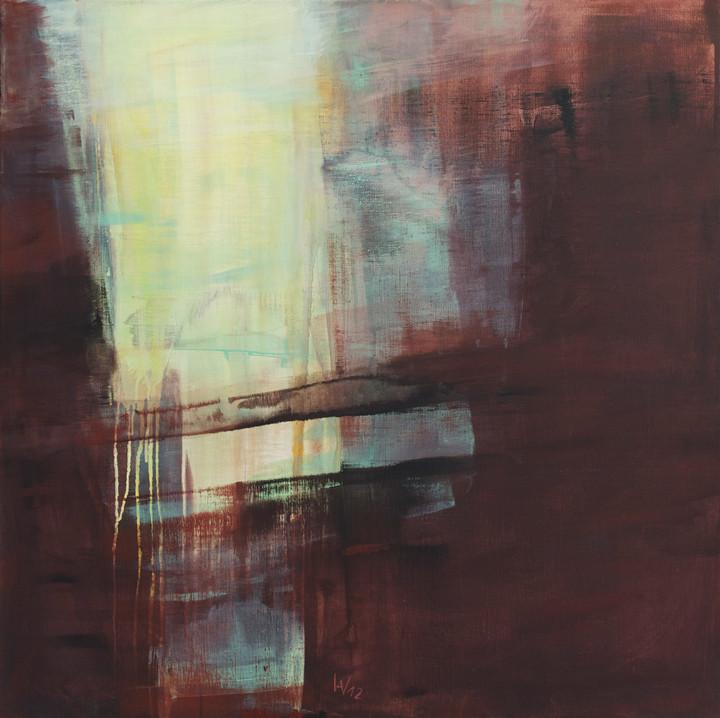 """""""Trace"""" Gemälde"""