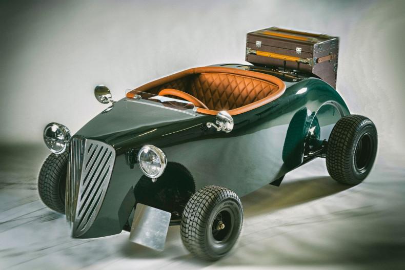 WENCKSTERN© Roadster Bentley