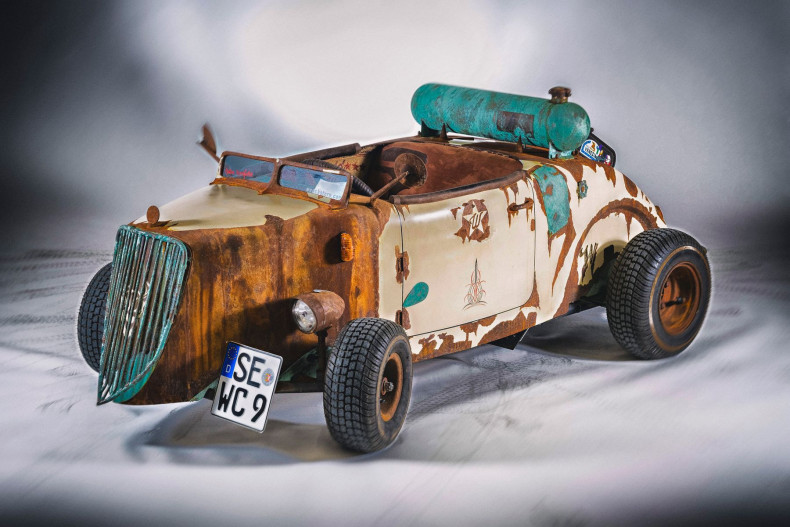 WENCKSTERN© Roadster Mad Max