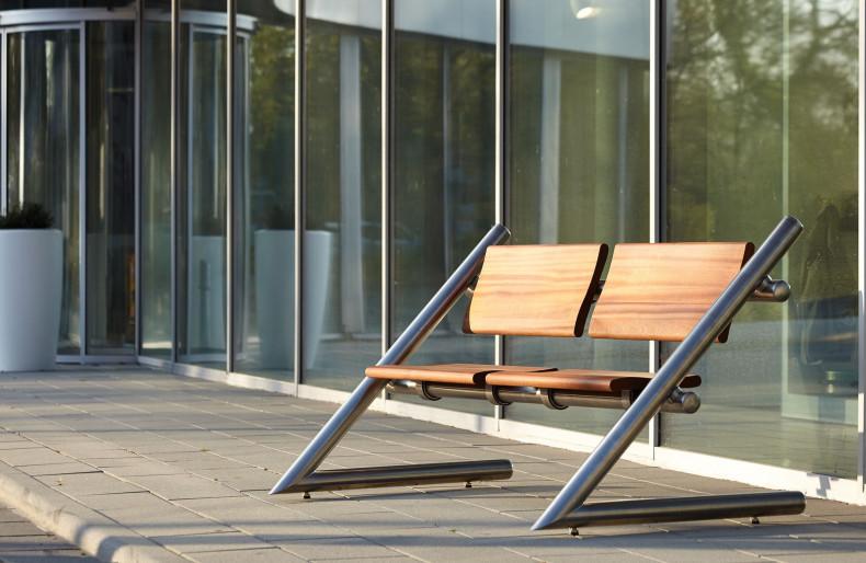 Wendebank - sicher sauber sitzen