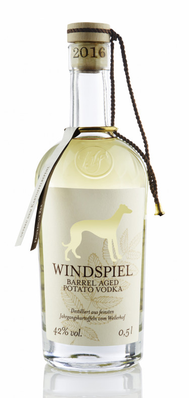 Windspiel Vodka bei UNIKATOO