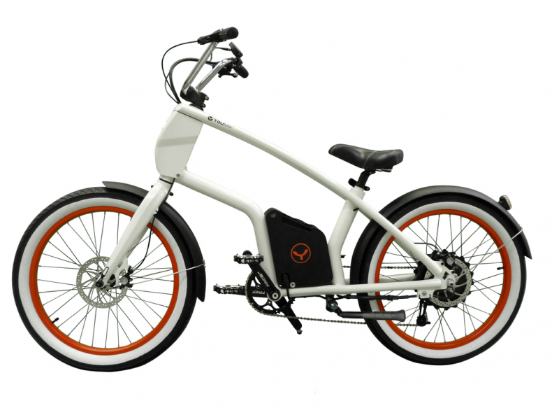 E-Bike - YouMo One C RatRod Edition