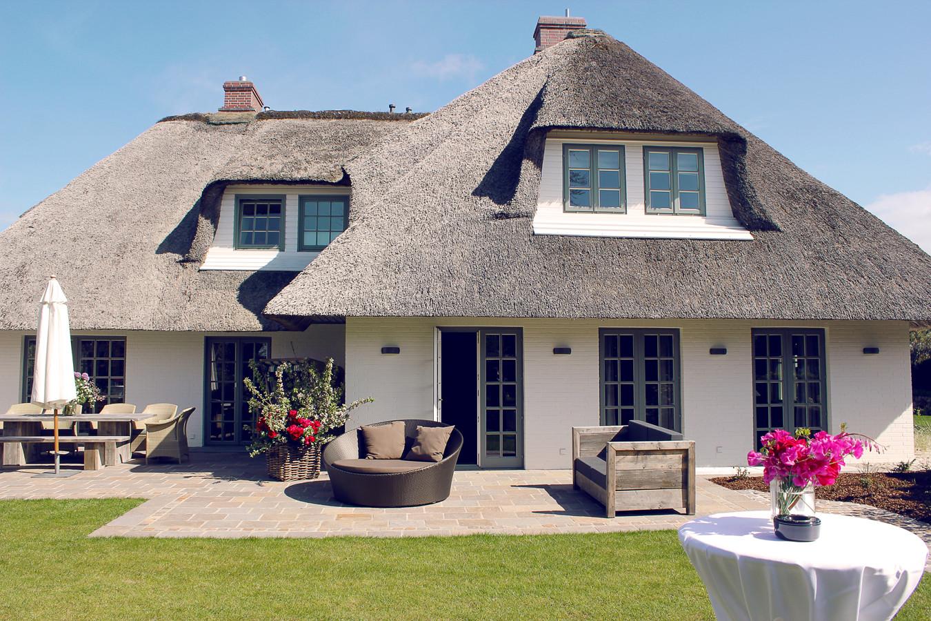 Einzigartiges mit Stil Reet Villa auf Sylt bei UNIKATOO