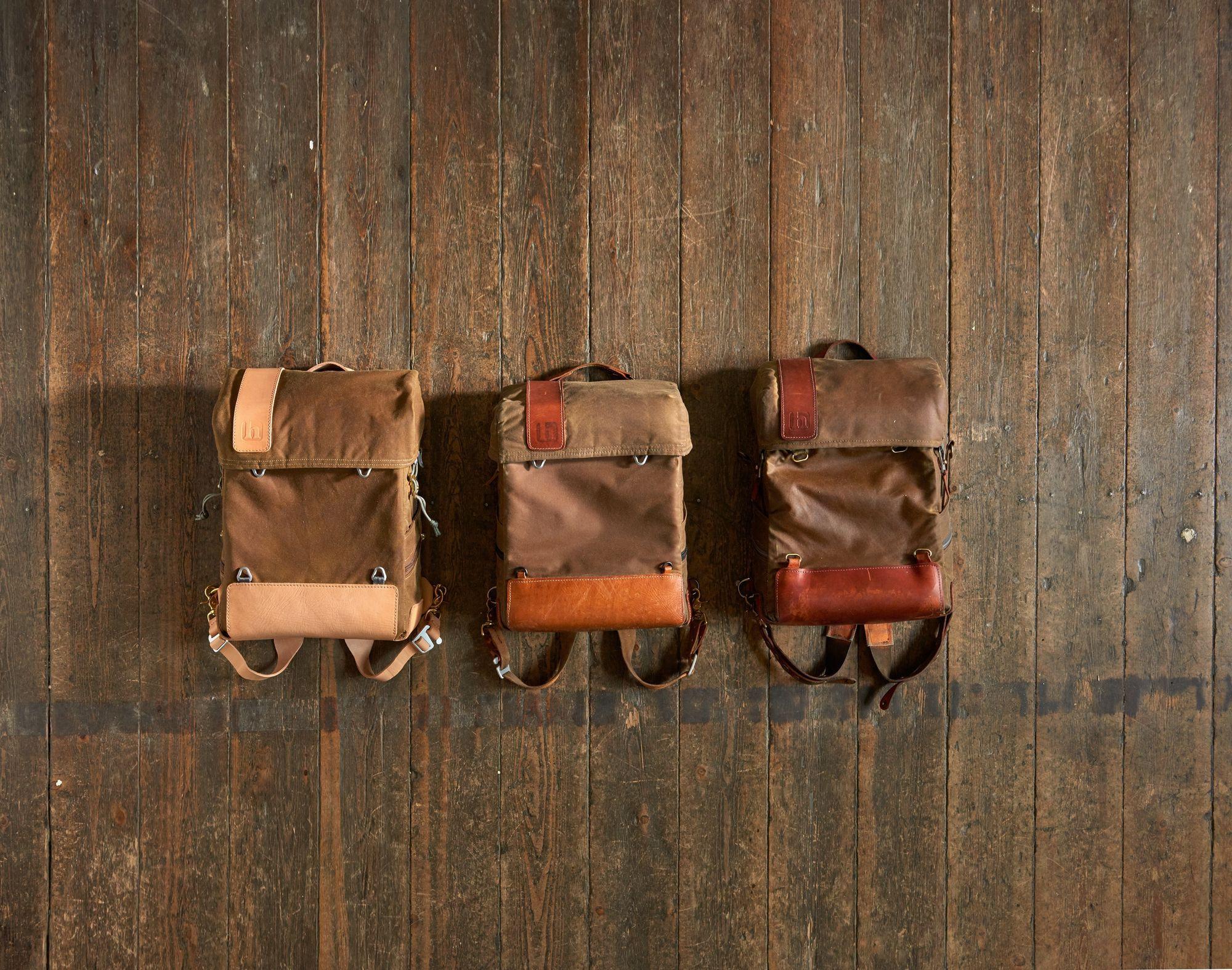 Einzigartiges mit Stil: Heldbergs Rucksack bei UNIKATOO