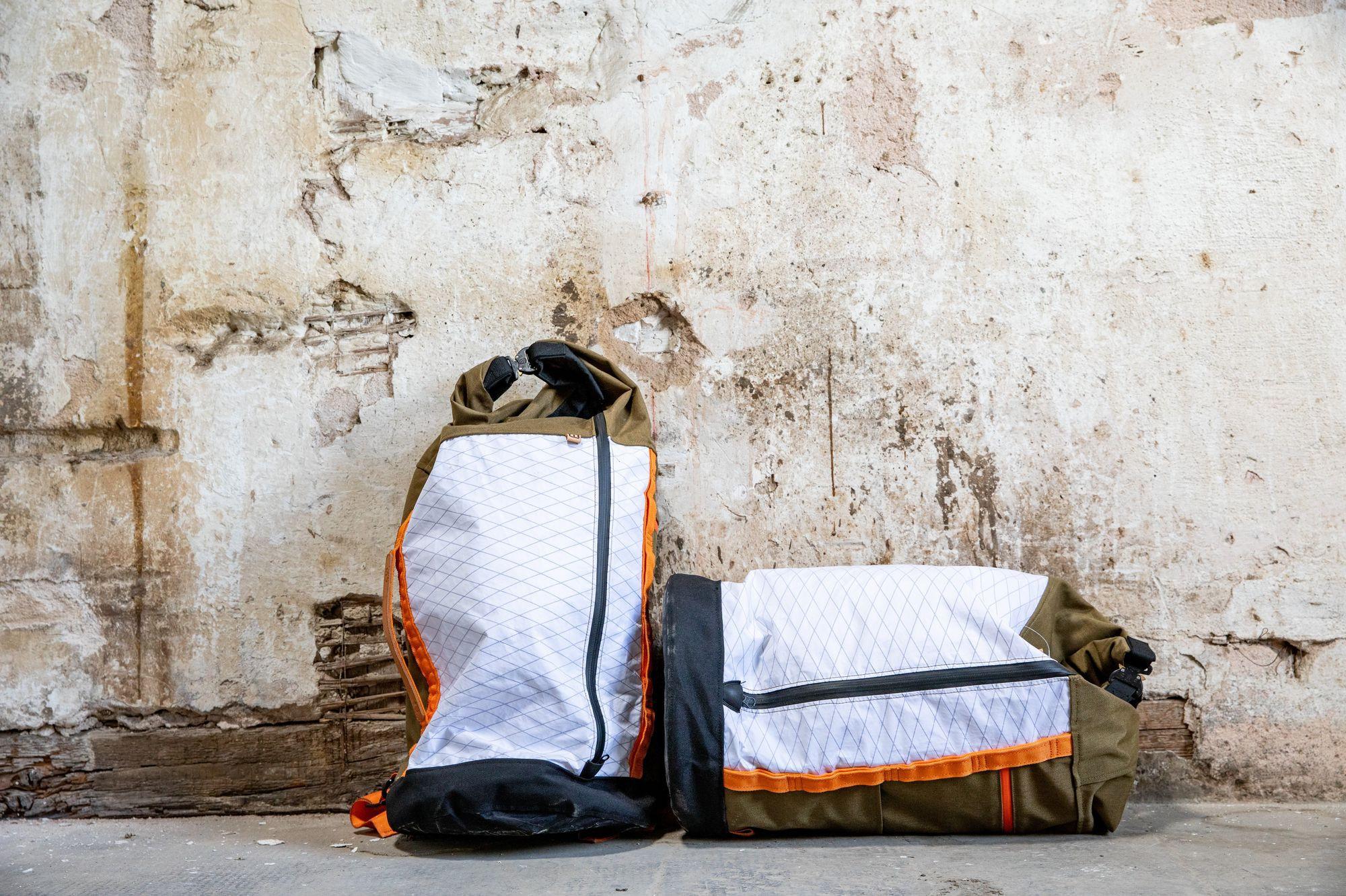 Einzigartiges mit Stil: Heldbergs Travel Bag Sailorman bei