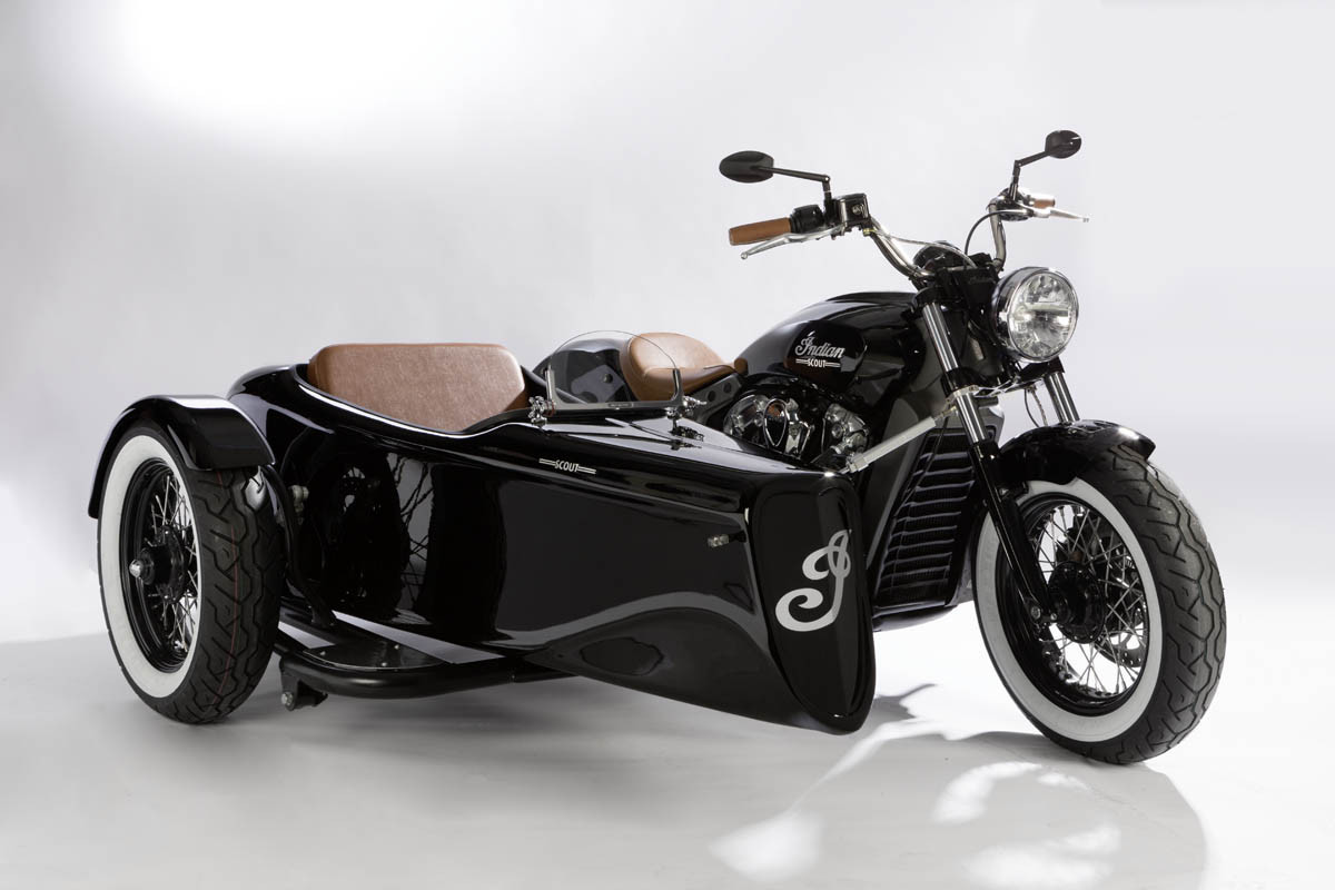 einzigartiges mit stil motorrad indian scout mit hotrod. Black Bedroom Furniture Sets. Home Design Ideas