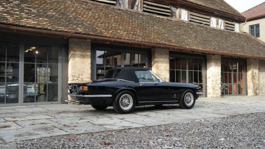 Einzigartiges mit Stil: Maserati - Mistral Spyder 4000 bei ...