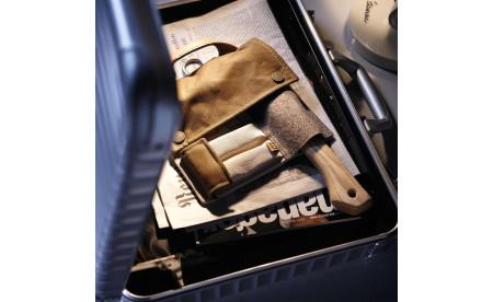 Axt und Tasche im Set von Heldbergs