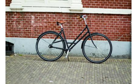 "Damenbike ""Amsterdam"" mit Wellenantrieb"