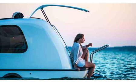 """""""Sealander"""" - Caravan & Yacht"""